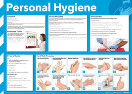 Food Hygiene Poster Personal Hygiene Poster Seton Uk
