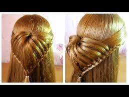 Coiffure Simple Et Rapide Cheveux Mi Long élégant Tuto