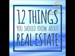 12 Things About Real Estate - Home Sellers Halifax -Peggy Jensen Century 21  - YouTube