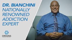 Hanley Center's new Medical Director, Dr. Adam Bianchini