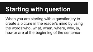 Starting Essays Starting An Essay With Imagine