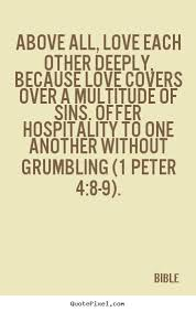 Christian Hospitality Quotes Best Of Download Quotes From The Bible About Love Ryancowan Quotes