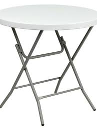 white plastic folding table top 48 round granite white plastic folding table