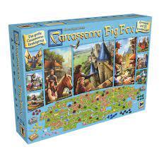Carcassonne Big Box Brettspiel