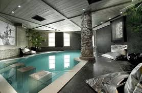 Delightful designs ideas indoor pool Glass Yhome Enjoyableswimmingpooldecordesignideasindoorswimming Minimalist Interior Design Ideas Delightfulswimmingpooldecordesignideassmallbackyardpools