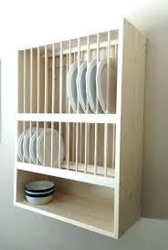 wall mount dish drying rack wall mounted dish rack wood wall mounted dish rack wood wooden wall mount dish drying rack