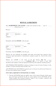 Sample House Rent Contracts 24 Inspirational House Rent Agreement Letter Sample Images 15