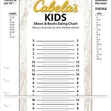 Kids Shoe Size Chart Printable Printable Shoe Size Chart Pdf Download Them Or Print