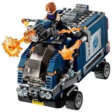 <b>Конструктор LEGO Marvel</b> Super Heroes 76143 Мстители ...