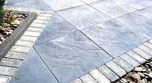 24x24 stone pavers cement patio home depot stones blocks landscaping bricks cement concrete cement concrete mold