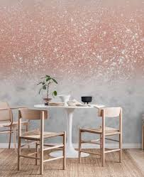 marble rose gold ombre 1 wallpaper from