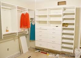 How To Install An Easy Closet