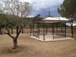 Kiosque Aluminium Jardin Kiosque De Jardin En Fer Forge