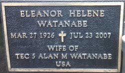 """Mrs Eleanor Helene """"Christmas Tree Lady"""" Watanabe (1926-2007 ..."""