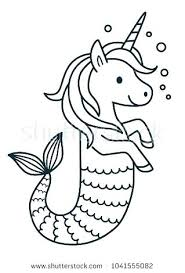 Unicorn Printable Coloring Pages Lol Doll Page Cute Colouring Photos