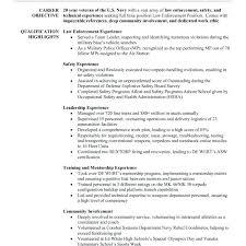 Military Police Job Description Resume Fresh Police Ficer Resume Magnificent Military Police Description For Resume