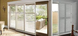 with sliding glass door coverings