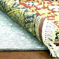 vinyl rug pad pads for hardwood floors floor area designs safe best