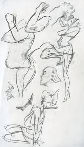 Victor Animation Life Drawing Sketches Figure Drawing
