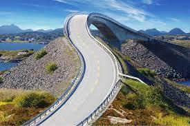 Molde Privat die Abenteuerliche Atlantikstraße - Norway Excursions