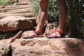Xero Shoes Z Trail Mens Lightweight Hiking And Running Sandal Barefoot Inspired Minimalist Trail Sport Sandals Multi Black