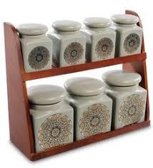 <b>Набор керамических банок</b> для сыпучих продуктов TJ-05 в 2020 г ...