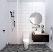 gorgeous black and white bathroom tile ideas for your own home in the awesome gorgeous black