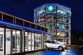 Vending Machines Dallas Stunning Automated Car Vending Machine Opens In Nashville Popular Science