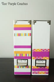 Purple Magazine Holder Washi Tape Magazine Holders two purple couches 80