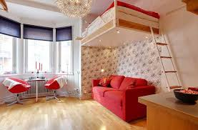 loft bed for teenage bedroom