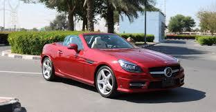 Mercedes Benz SLK 350 2014 – Formula Motors LLC Dubai