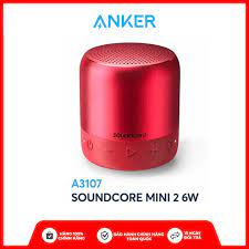 Loa bluetooth SoundCore Mini 2 6W by ANKER Hàng chính hãng - A3107
