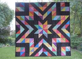 A Beautiful Collection of Half Square Triangle Quilt Patterns ... & A Beautiful Collection of Half Square Triangle Quilt Patterns Adamdwight.com