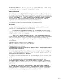 19 Fire Up Sample Resume Objective For Accounting Position Ringer