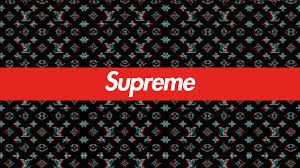 Supreme Design Wallpaper Supreme X Louis Vuitton Wallpapers Top Free Supreme X
