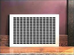 Filter Grill Sizing Chart Decorative Air Return Wall Covers Home And Furniture