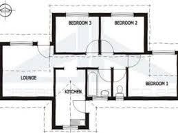 Economic House Plans One Story House Plans   Open Concept    Economic House Plans One Story House Plans   Open Concept