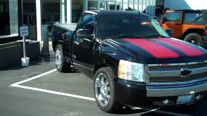 2007 Chevy 1500 Regular Cab RST - YouTube