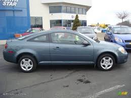 2005 Blue Granite Metallic Chevrolet Cobalt Coupe #12643654 Photo ...