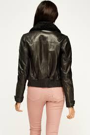 barney taylor charcoal leather jacket 1