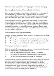 calameo sovereignty essay useful and effective guidelines for  calameo sovereignty essay useful and effective guidelines for writing