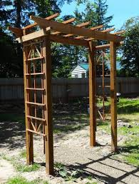 diy g trellis plans woodworking