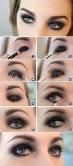 easy black smokey eye tutorial perfect for pirate eyes