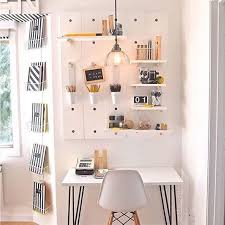 31 inspiring (small!) workspaces we spotted on @Instagram. (See them