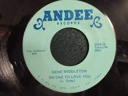 ヤフオク! - Gene Middleton Don't Let The Green Grass Fool...