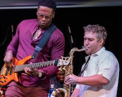 Smooth Jazz Festival Mallorca 2019: Julian Vaughn - Smooth Jazz Vibes