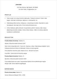 Examples Or Resumes Student Resumes Examples Examples Of Resumes ...
