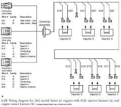 ddec 3 ecm wiring diagram wiring diagram  at Detroit 60 Ser Ddec3 Ecm Wiring Diagram