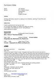 how to avoid the ultimate sin a disaster cv the graduate guide jim s cv is rife spelling mistakes and grammatical errors any spelling errors even minor or common mistakes make your cv look bad