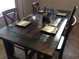 black dining room table diy. Ana White Farm Style Dining Table DIY Projects Black Room Diy C